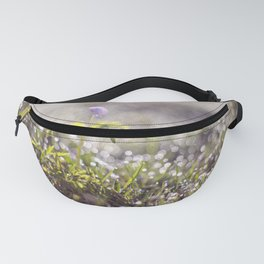 morning queen Fanny Pack