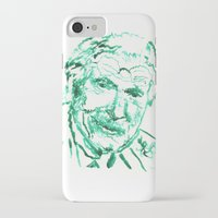 carl sagan iPhone & iPod Cases featuring Carl Jung by echoes