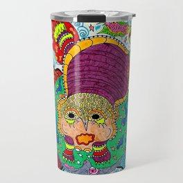 Supersonic Armadillo Travel Mug