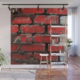 Brick Wall 2 Wall Mural