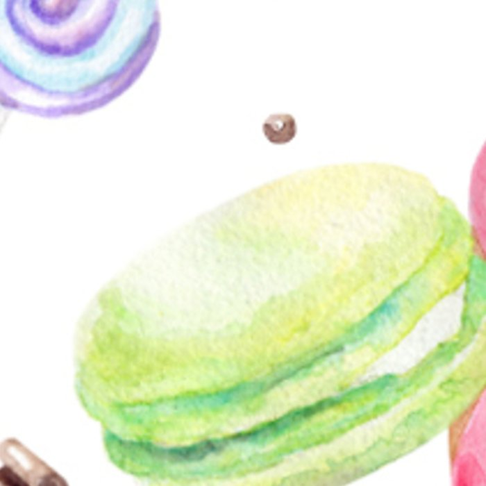 Sweets Pattern Leggings