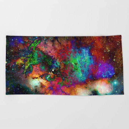Everything is nothing 6 (therefore it was beautiful) Beach Towel