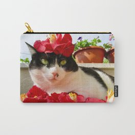 Khoshek charming kitty Carry-All Pouch