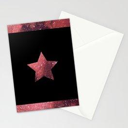 Star Galaxy Stationery Cards