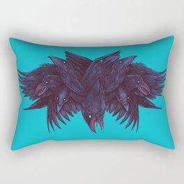 Crowberus Reborn Rectangular Pillow
