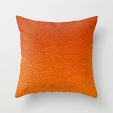 Burning Sunrise Throw Pillow