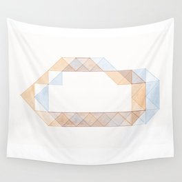 Congruence of Triangles Wall Tapestry