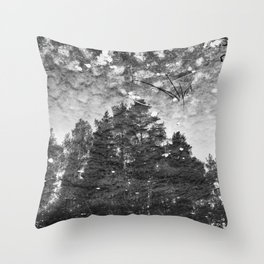 Skog Throw Pillow