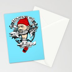 Adventure with Dynamite Stationery Cards