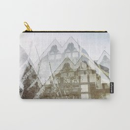 san francisco double exposure, gothic edit Carry-All Pouch