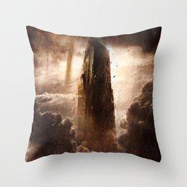 Anghst Throw Pillow
