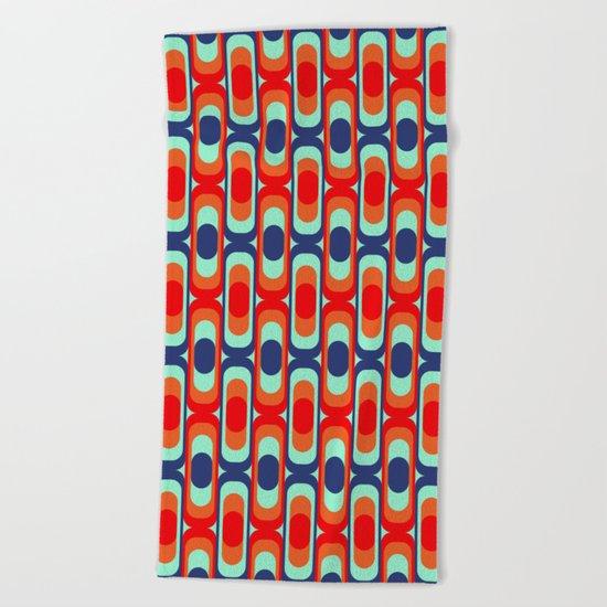 RoundCorner Beach Towel
