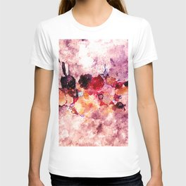 Colorful Minimalist Art / Abstract Painting T-shirt