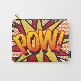 Comic Book Pop Art POW! Carry-All Pouch