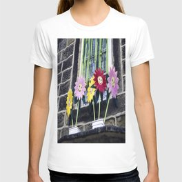 Smiling Flowers T-shirt