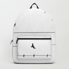 BIRDS 17 Backpack