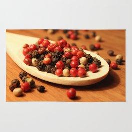 Peppercorns Rug