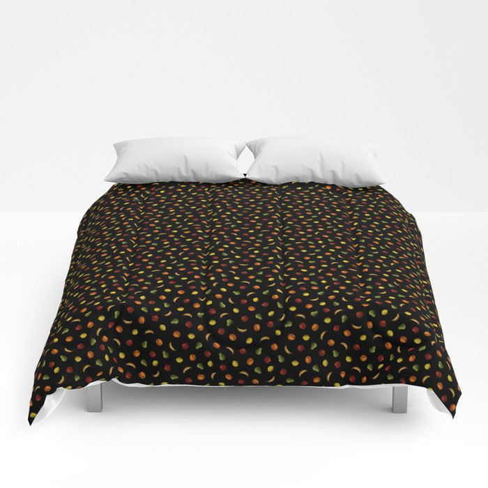 Fruit Salad Comforters