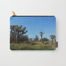 Joshua Trees Carry-All Pouch