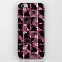 scribble (pink) iPhone & iPod Skin