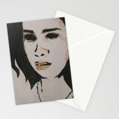 stephanie one Stationery Cards