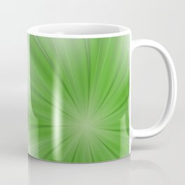 Life Begins Fractal Coffee Mug