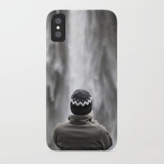 Seljalandsfoss Waterfall Iceland Slim Case iPhone X