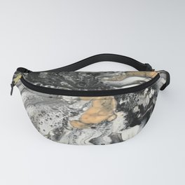 Golden Nuggets Fanny Pack