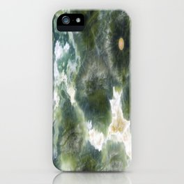 Ocean Jasper iPhone Case