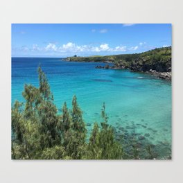 Mokuleia Bay Canvas Print