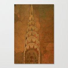 Empire - Chrysler Canvas Print