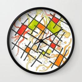 No. 9: Lena Wall Clock