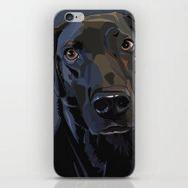 Jeb Lab Dog iPhone Skin