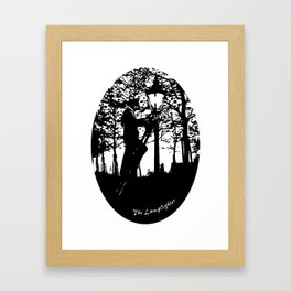 Lamplighter 1 Framed Art Print