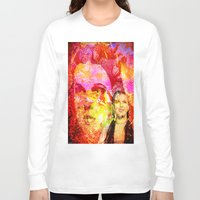 oz Long Sleeve T-shirts featuring DOROTHY  OF OZ by Joe Ganech