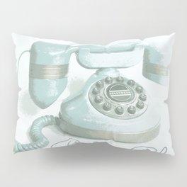 Retro Chat Pillow Sham