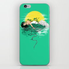 Sounds of Paradise iPhone & iPod Skin