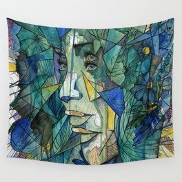 I Follow Rivers Wall Tapestry