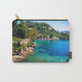 Mediterranean dreaming Carry-All Pouch