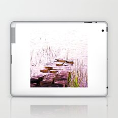 PURPLE WOOD GNOMES Laptop & iPad Skin