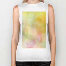 Field of Wildflowers Biker Tank