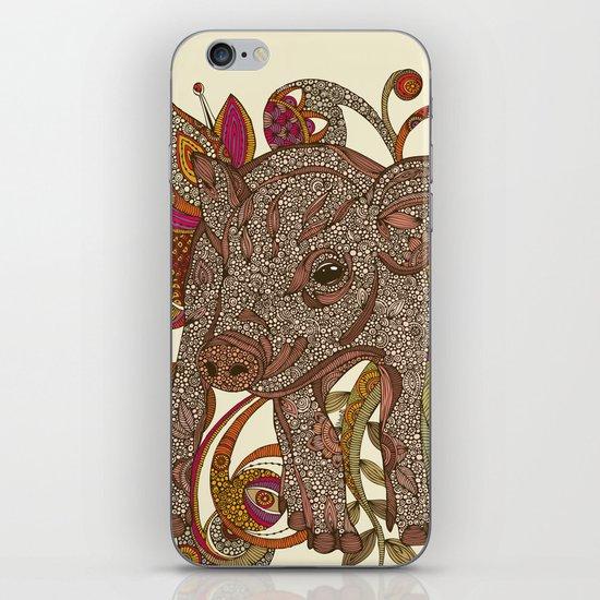 Paisley Piggy iPhone & iPod Skin