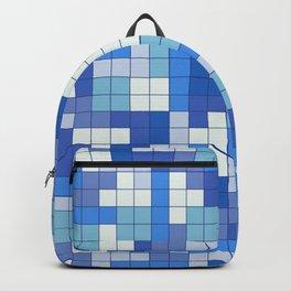 Tetris Camouflage Marine Backpack