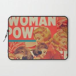 Woman Power Laptop Sleeve