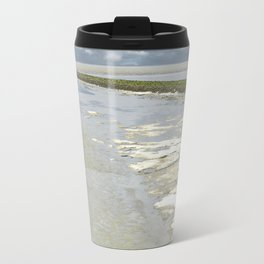 slightly frozen Travel Mug