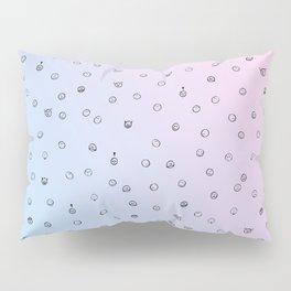 smiley spring Pillow Sham