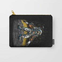Texas Chainsaw Astronaut Carry-All Pouch
