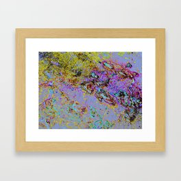 YOKEosmos  Framed Art Print
