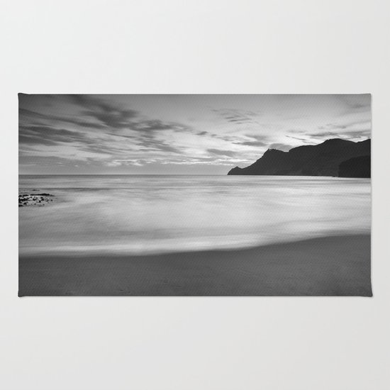 Silver sea. BN Rug