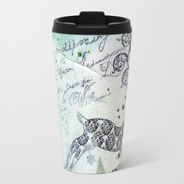 Season's Greetings Travel Mug